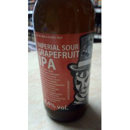 Burlesque Brewery - Imperial Sour Grapefruit IPA (0,33l)