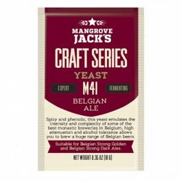 MANGROVE JACK'S M41 Belgian Ale sörélesztő 10 g