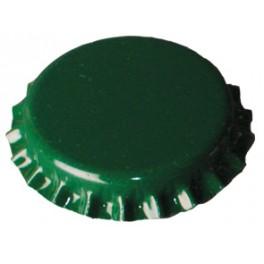 29mm-es Zöld söröskupak / koronazár (20 db)