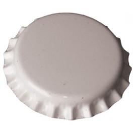 29 mm-es Fehér söröskupak / koronazár (20 db)