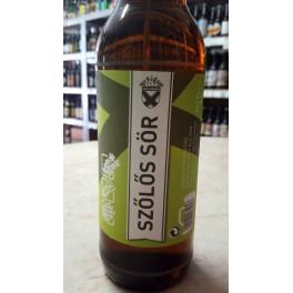 Szent András Sörfőzde - Szőlős sör (0,5l)