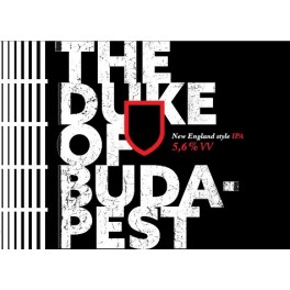 Mad Scientist - Duke of Budapest (0,33l)