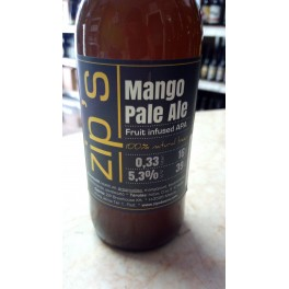 Zip's - Mango Pale Ale (0,33l)