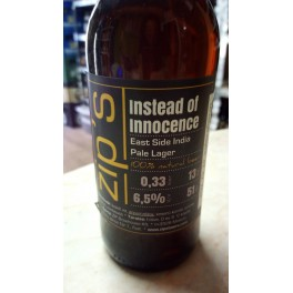 Zip's - Instead of Innocence (0,33l)