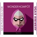 Ugar - Wonder kompót (0,33l)