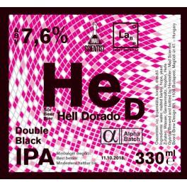 Mad Scientist - Hell Dorado (0,33l)