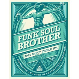 Mad Scientist - Funk Soul Brother (0,33l)