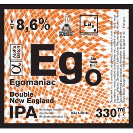 Mad Scientist - Egomaniac (0,33l)