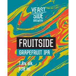 Yeast Side - Fruitside (0,33l)