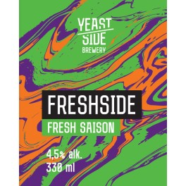 Yeast Side - Freshside Saison (0,33l)