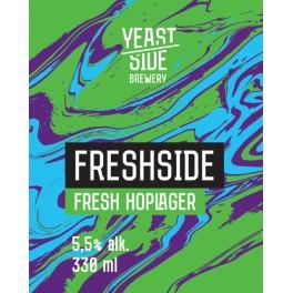 Yeast Side - Freshside Hoplager (0,33l)