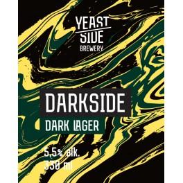 Yeast Side - Darkside (0,33l)
