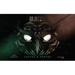 Balkezes - Bagoly Coffee and Porter (0,33l)