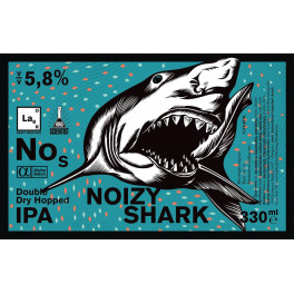 Mad Scientist - Noizy Shark (0,33l)