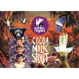 Fehér Nyúl - Cocoa Milk Stout (0,33l)
