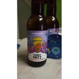 Monyó - Funky Fritz (0,33l)
