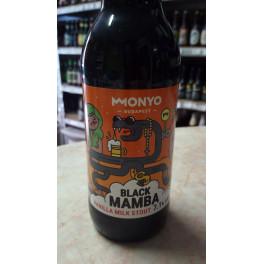 Monyó - Black Mamba Vanilla Milk Stout
