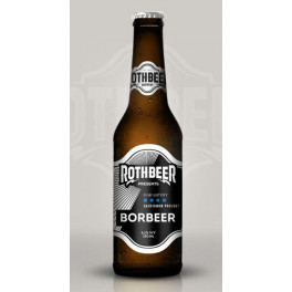Rothbeer - BorBeer (0,33l)