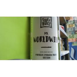 TuffBuzz - Ms. Worldwild (0,33l)