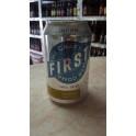First - Farmhouse White Ale (0,33l)