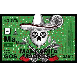 Mad Scientist - Margarita Madness (0,33l)