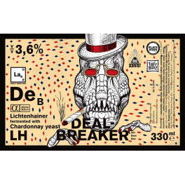 Mad Scientist - Dealbreaker (0,33l)