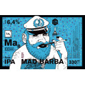 Mad Scientist - Mad Barba (0,33l)