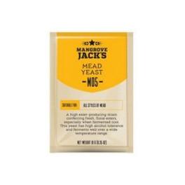 Mangrove Jack's - CS Yeast mézsör élesztő / mead yeast M05 10g