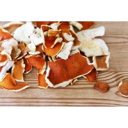 Mandarinhéj, egész / Tangerine peel strips - 20g