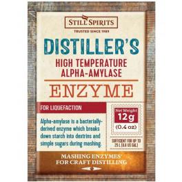 SS Distiller - alfa-amiláz enzim / alfa amylase enzyme 12g