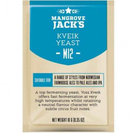 Mangrove Jack's - M12 Kveik sörélesztő / yeast 10g
