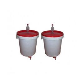 Simple CIDER EXTRA 30 - Haladó ciderkészítő csomag / szett / kit 2 x 30 liter