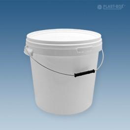15 Literes műanyag vödör