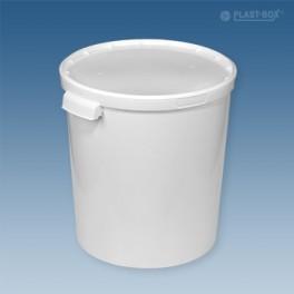 30 Literes műanyag vödör fedővel