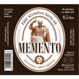 Memento (0,5l)
