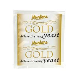 Muntons Gold sörélesztő 6g