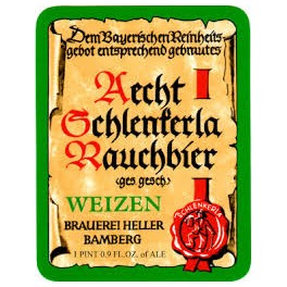 Aecht Schlenkerla Weizen füstös búzasör  (0,5l)