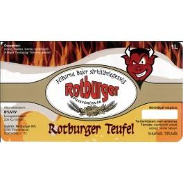 Rotburger Teufel (1l)