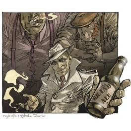 Bigfoot - Brand Ale (0,5l)