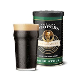 Coopers Irish Stout Sörsűrítmény 1,7 kg (Coopers)
