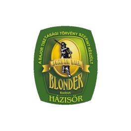 Blonder Barna (1l)