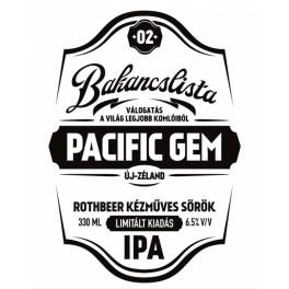 Bakancslista '2 - Pacific Gem (0,33l)