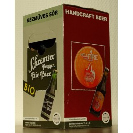 Schremser & Hell Mountain 4 Pack (4x0,33l)