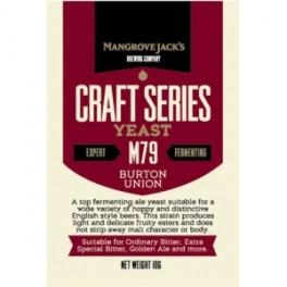 BURTON UNION ALE M79 Mangrove Jack's sörélesztő 10g