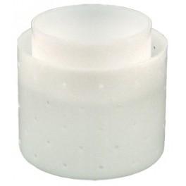 Sajtforma préstömbbel 550 g