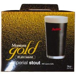 Muntons Gold Imperial Stout 3kg (Muntons)
