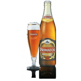 Primator Polotmavy 13° (0,5l)