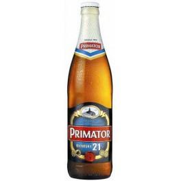 Primator Rytírsky 21° (0,5l)
