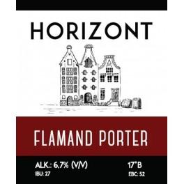 Horizont Flamand Porter (0,33l)