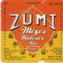 Zümi (Mézes Köleses sör) (0,5l)